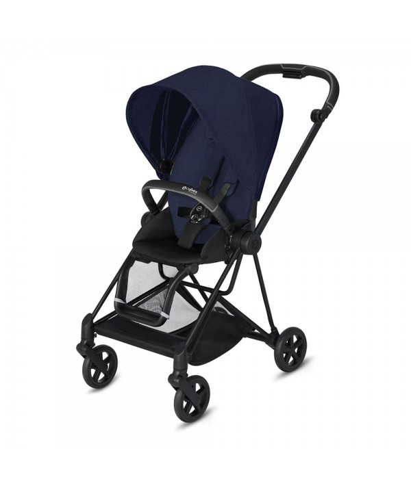 Cybex Mios Matt Black Plus