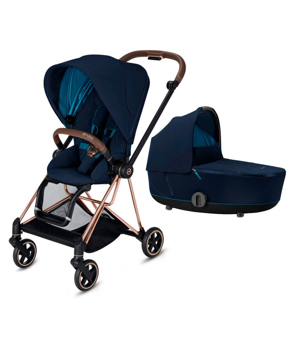 Cybex Mios DUO Chrome Rosegold