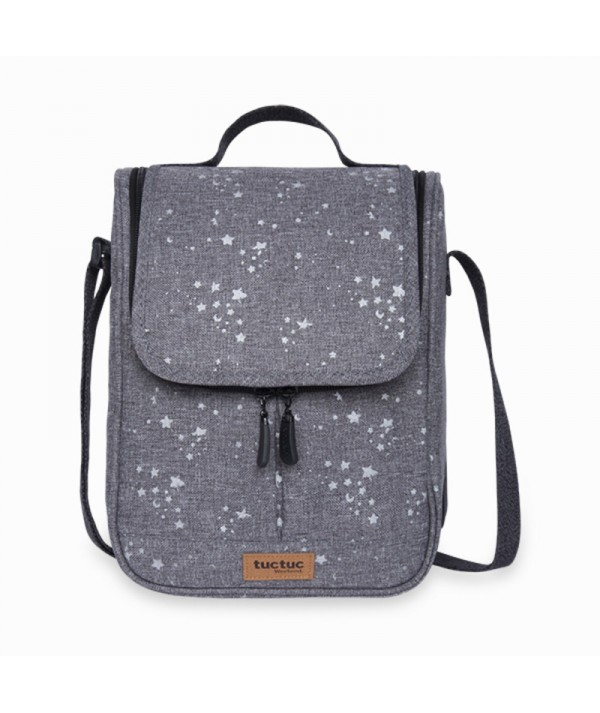 Mochila Térmica Weekend Constellation Gris de Tuc Tuc
