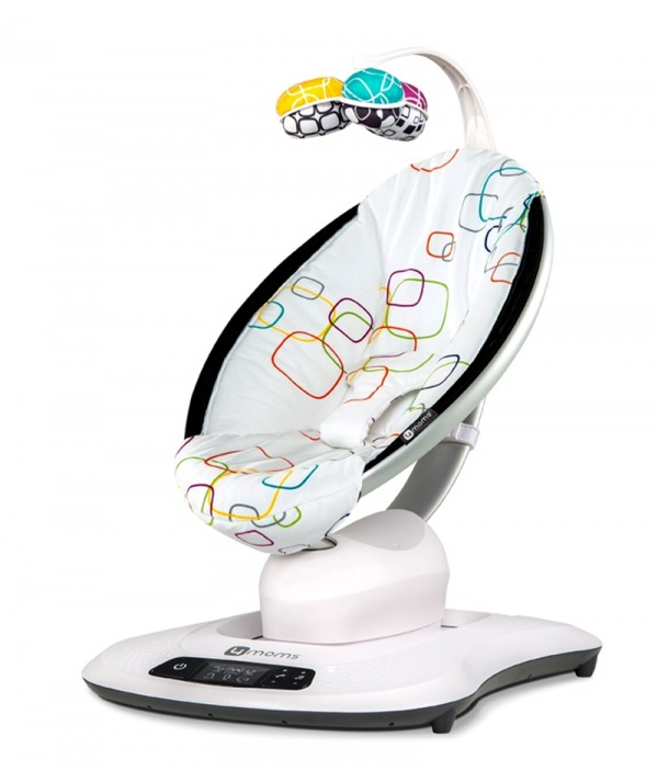 Hamaca MamaRoo 4.0 de 4moms Multicolor Plush