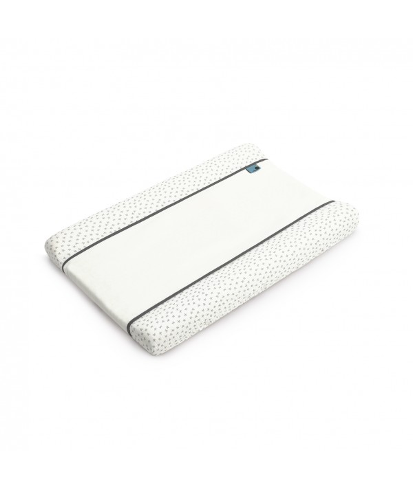 Funda Cambiador Night Stories Blanco de BabyClic