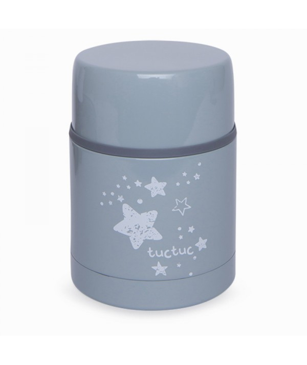 Termo Papillero Weekend Constellation color gris