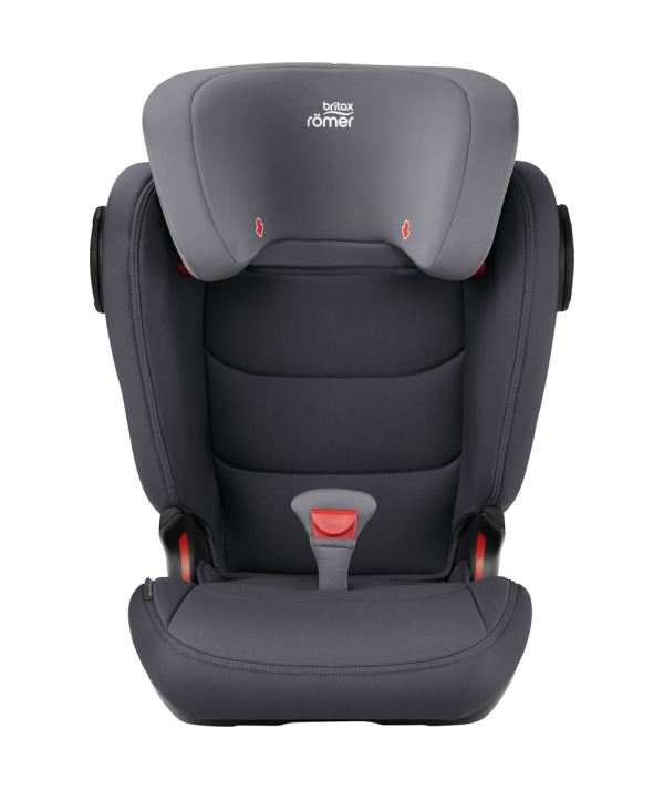 KID FIX III M en color Strom Grey de Britax Römer