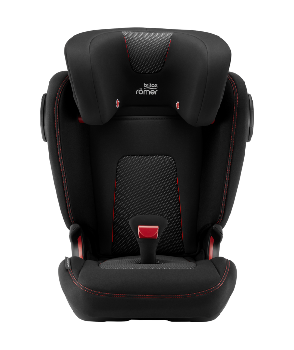 KID FIX III M en color Cold Flow Black de Britax Römer