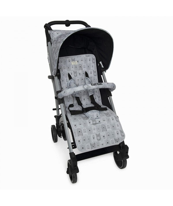 Colchoneta Silla Paraguas color gris Weekend Bears