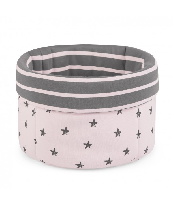 Cesta Little Star Rosa de Baby Clic