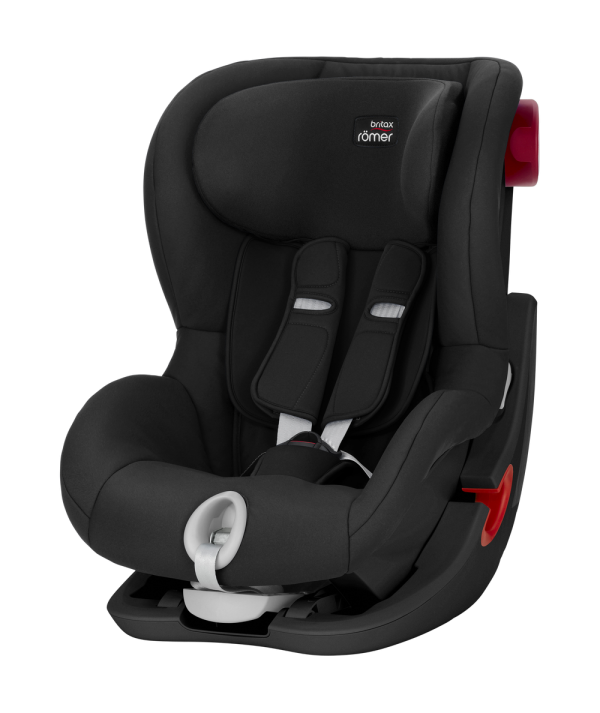 KING II en color Cosmos Black de Britax Römer
